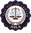 2015 Top 100 Lawyer | ASLA
